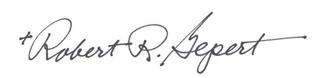Robert R. Gepert